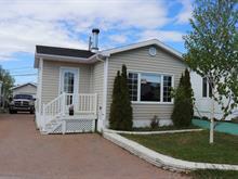 Mobile home for sale in Baie-Comeau, Côte-Nord, 931, Rue du Parc-Parent, 12014371 - Centris.ca