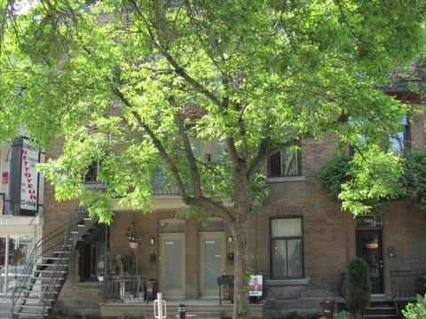Income properties for sale in Le Plateau-Mont-Royal (Montréal), Montréal (Island), 2137 - 2143, Avenue  Laurier Est, 25818514 - Centris