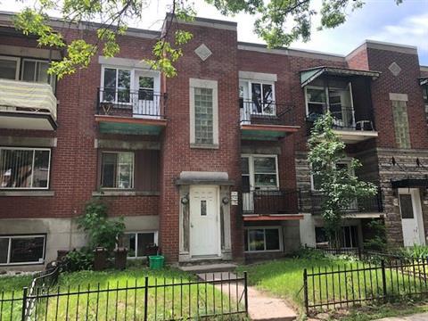 Quadruplex à vendre à Mercier/Hochelaga-Maisonneuve (Montréal), Montréal (Île), 2588 - 2592, Rue  Leclaire, 20003963 - Centris