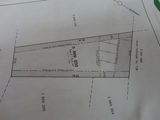 Lot for sale in Sept-Îles, Côte-Nord, 3199, Route  138 Ouest, 23928233 - Centris.ca