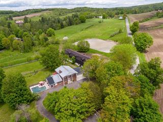 Hobby farm for sale in Saint-Félix-de-Kingsey, Centre-du-Québec, 105Z, Chemin  Kingsey Townline, 22609073 - Centris.ca