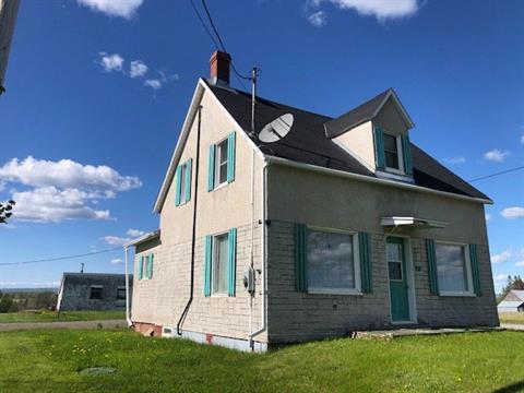 House for sale in Bonaventure, Gaspésie/Îles-de-la-Madeleine, 213, Route  Bourdages, 22753553 - Centris.ca