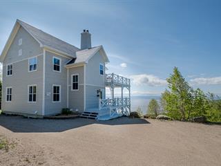 Maison à vendre à Petite-Rivière-Saint-François, Capitale-Nationale, 128, Chemin  Josaphat, 15466307 - Centris.ca