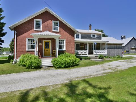 Hobby farm for sale in Saint-Ignace-de-Stanbridge, Montérégie, 716, Route  235, 15522456 - Centris.ca