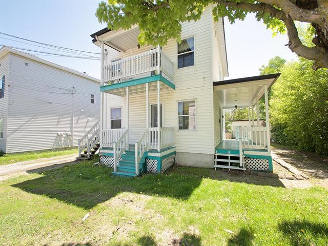 Duplex à vendre à Magog, Estrie, 60 - 62, Rue  Brassard, 11158939 - Centris.ca