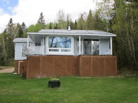 Maison à vendre à La Tuque, Mauricie, 43, Rapide-Blanc-Station, 23527830 - Centris