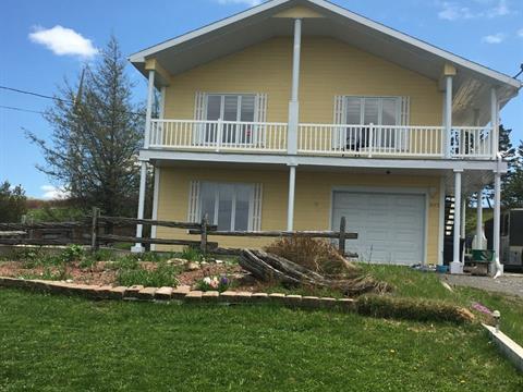 Maison à vendre à Saint-Léandre, Bas-Saint-Laurent, 3073, 7e Rang, 24880326 - Centris