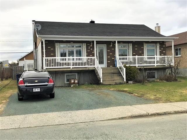 Maison à vendre à Chibougamau, Nord-du-Québec, 341, 4e Rue, 14911727 - Centris.ca