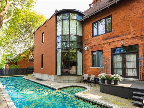 House for sale in Westmount, Montréal (Island), 5, Avenue  Murray, 26590203 - Centris