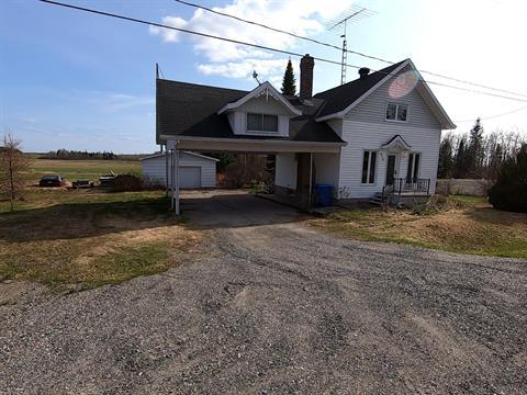 Maison à vendre à Palmarolle, Abitibi-Témiscamingue, 834, 4e-et-5e Rang Est, 23227758 - Centris.ca