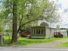 Mobile home for sale in Sainte-Victoire-de-Sorel, Montérégie, 1683, Chemin des Patriotes, 13921050 - Centris