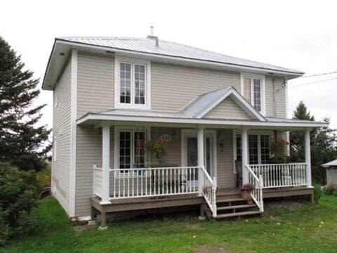 Maison à vendre à Saint-Eusèbe, Bas-Saint-Laurent, 432, Route  Principale, 28239107 - Centris.ca