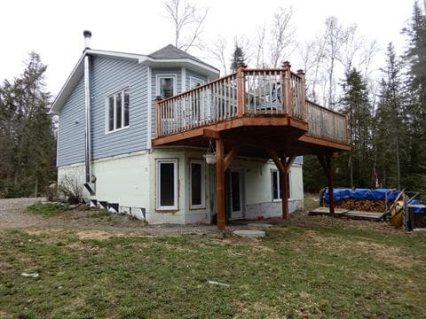 House for sale in Guérin, Abitibi-Témiscamingue, 195, Chemin du Petit-Pont, 18209715 - Centris.ca