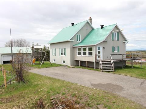 House for sale in Mont-Carmel, Bas-Saint-Laurent, 386, Rue des Bois-Francs, 26225649 - Centris