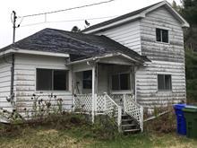 Maison à vendre à La Tuque, Mauricie, 464, Rang  Est, 25609311 - Centris