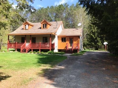 Chalet à vendre à Amherst, Laurentides, 128, Chemin du Lac-de-la-Sucrerie, 10577074 - Centris.ca