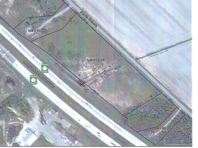 Terre à vendre à Mirabel, Laurentides, Montée  Guénette, 27135926 - Centris.ca