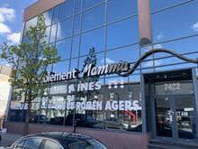 Commercial unit for rent in Montréal (Villeray/Saint-Michel/Parc-Extension), Montréal (Island), 7422, Rue  Saint-Hubert, suite 201, 24854862 - Centris.ca
