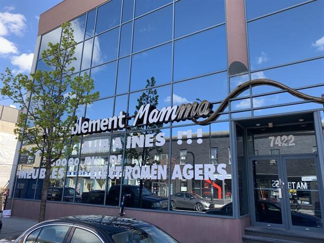 Commercial unit for rent in Montréal (Villeray/Saint-Michel/Parc-Extension), Montréal (Island), 7422, Rue  Saint-Hubert, suite 200, 23375930 - Centris.ca