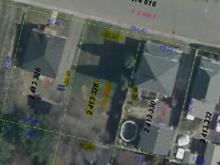 Terrain à vendre à Jonquière (Saguenay), Saguenay/Lac-Saint-Jean, Rue  Joliette, 14042891 - Centris.ca