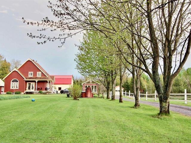 Hobby farm for sale in Lévis (Les Chutes-de-la-Chaudière-Ouest), Chaudière-Appalaches, 4356Z, Chemin  Sainte-Anne, 28925734 - Centris.ca