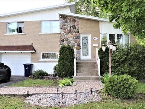 Maison à vendre à Auteuil (Laval), Laval, 65, Rue  Sevigne, 13060692 - Centris