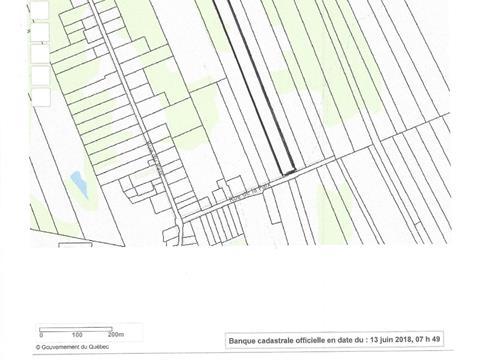 Terre à vendre à Grande-Rivière, Gaspésie/Îles-de-la-Madeleine, Chemin  Saint-Hilaire, 19321817 - Centris.ca