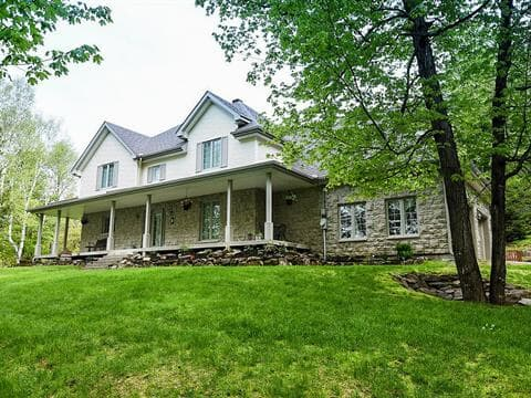 Maison à vendre à Lac-des-Seize-Îles, Laurentides, 1, Rue  Brin, 21230771 - Centris.ca