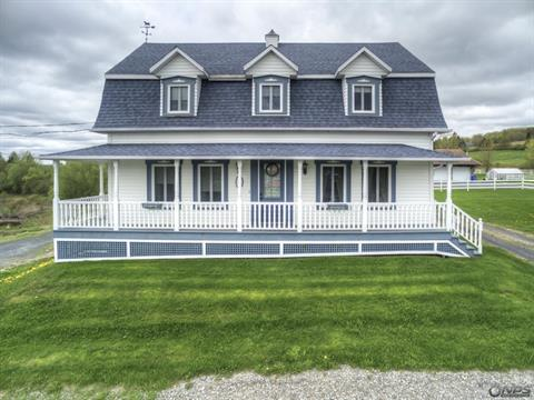 Maison à vendre à Saint-Victor, Chaudière-Appalaches, 221, 3e Rang Nord, 24322418 - Centris.ca