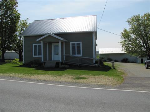 Hobby farm for sale in Plessisville - Paroisse, Centre-du-Québec, 258, 10e Rang, 12857035 - Centris.ca