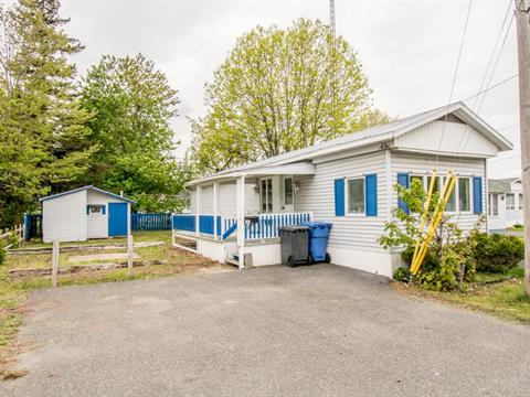 Mobile home for sale in Sorel-Tracy, Montérégie, 182, Rue du Domaine-des-Saules, 10460203 - Centris.ca