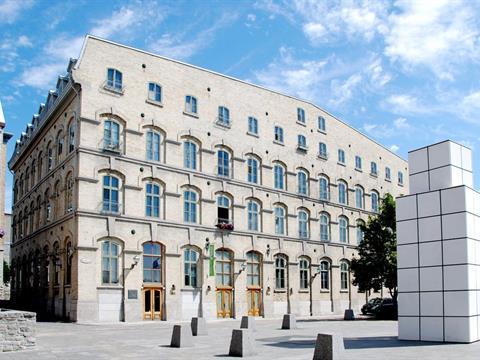 Condo / Apartment for rent in La Cité-Limoilou (Québec), Capitale-Nationale, 165, Rue du Marché-Finlay, apt. 113, 18225067 - Centris.ca