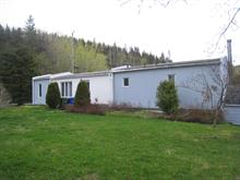 Mobile home for sale in Les Méchins, Bas-Saint-Laurent, 158, Route du Moulin, 27408019 - Centris.ca