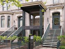 Condo à vendre à Ville-Marie (Montréal), Montréal (Île), 1650, Rue  Sherbrooke Ouest, app. TH3, 25026318 - Centris