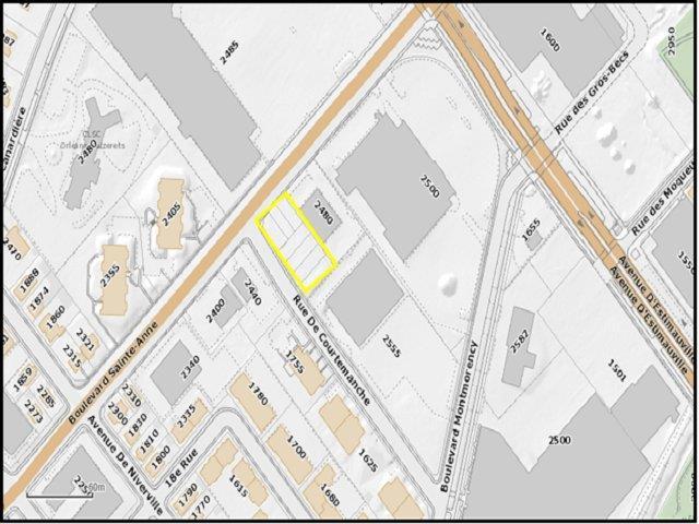 Terrain à vendre à Québec (Beauport), Capitale-Nationale, boulevard  Sainte-Anne, 19583168 - Centris.ca