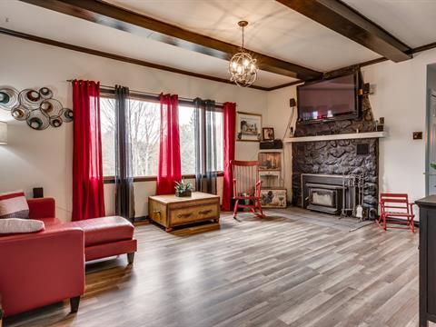 Maison à vendre à Sainte-Agathe-des-Monts, Laurentides, 1, Rue  Bernard, 17404675 - Centris.ca