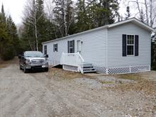 Mobile home for sale in Rémigny, Abitibi-Témiscamingue, 378A, Chemin  Laforge, 12815666 - Centris.ca