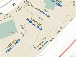 Terrain à vendre à Gatineau (Aylmer), Outaouais, 82, Rue  Félix-Leclerc, 21024913 - Centris.ca