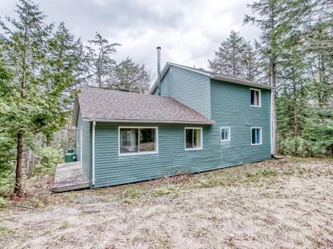 Chalet à vendre à Duhamel, Outaouais, 108, Chemin de l'Iroquois, 18625127 - Centris.ca
