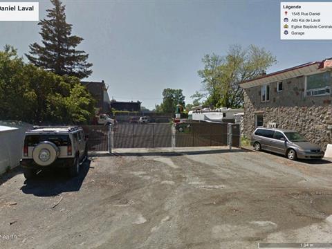 Bâtisse industrielle à louer à Vimont (Laval), Laval, 1545, Rue  Daniel, 21140986 - Centris.ca