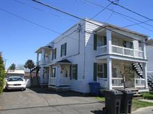 Quadruplex for sale in Saint-Joseph-de-Sorel, Montérégie, 416 - 422, Rue de l'Église, 25412764 - Centris.ca