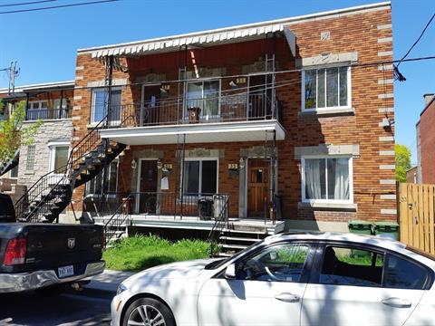 Quadruplex à vendre à LaSalle (Montréal), Montréal (Île), 33 - 39, 3e Avenue, 13652979 - Centris.ca