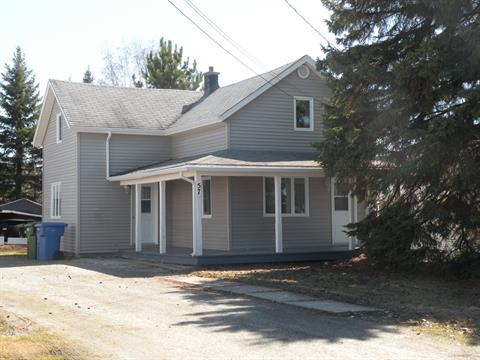 House for sale in Palmarolle, Abitibi-Témiscamingue, 57, 2e Avenue Ouest, 12306127 - Centris.ca