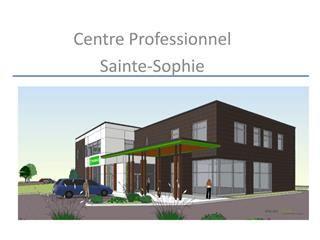 Lot for sale in Sainte-Sophie, Laurentides, 2175, boulevard  Sainte-Sophie, 12536814 - Centris.ca