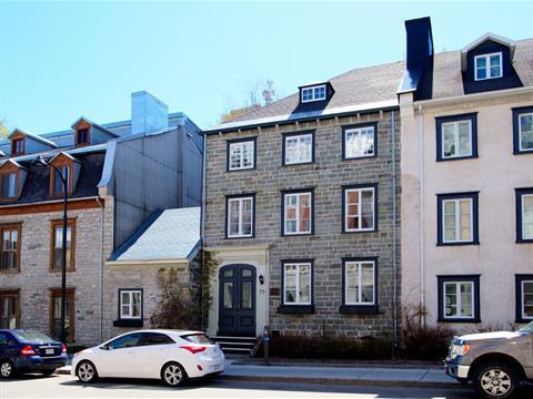 Bâtisse commerciale à vendre à La Cité-Limoilou (Québec), Capitale-Nationale, 75, Rue  Saint-Jean, 15850846 - Centris