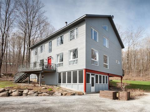 Maison à vendre à Frelighsburg, Montérégie, 100 - 100B, Route  237 Sud, 17094873 - Centris.ca