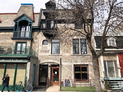 Triplex for sale in Le Plateau-Mont-Royal (Montréal), Montréal (Island), 3829 - 3833, Rue  Saint-Denis, 26330315 - Centris.ca