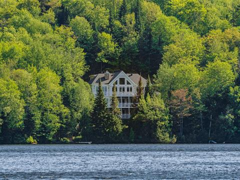 House for sale in Sainte-Agathe-des-Monts, Laurentides, 5, Chemin de la Pointe-Greenshields, 18510985 - Centris
