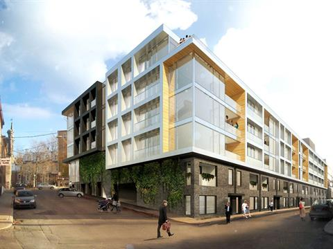 Condo / Appartement à louer à Québec (La Cité-Limoilou), Capitale-Nationale, 190, Rue  Saint-Jean, app. 202, 12529015 - Centris.ca
