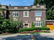 House for sale in Westmount, Montréal (Island), 103, Avenue  Sunnyside, 27612720 - Centris.ca